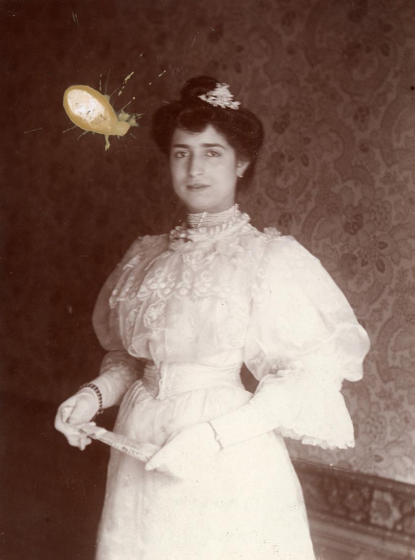 Festa dels Mercats. Carmen Rovira, proclamada reina de la bellesa del Mercat de Sant Antoni (1905)