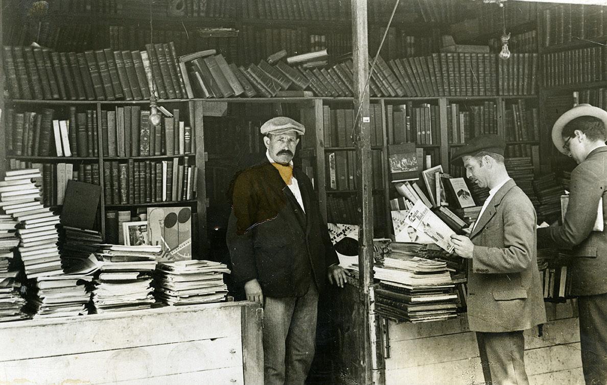 Mercat Dominical del Llibre de Sant Antoni (1929)