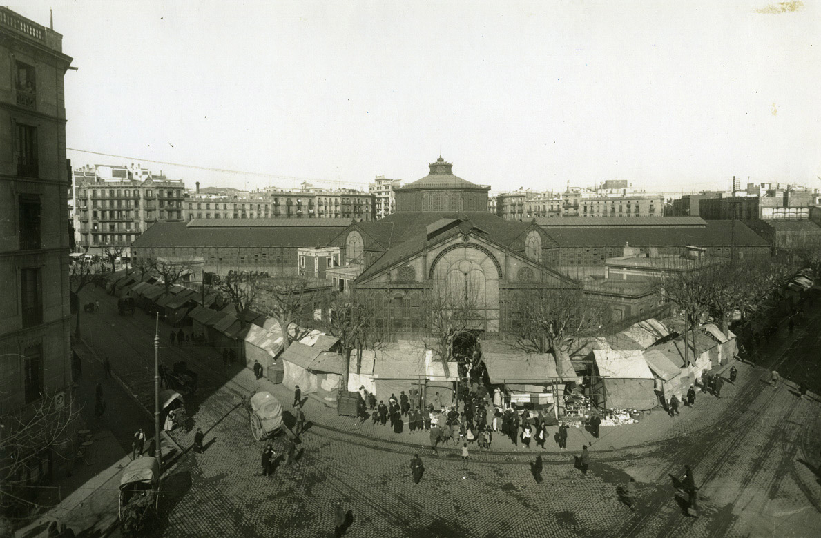 Mercat de Sant Antoni (1932)