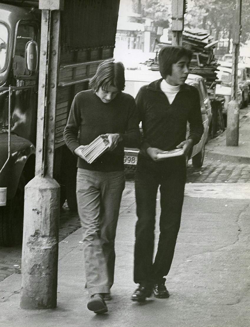 Mercat Dominical del Llibre de Sant Antoni (1975)