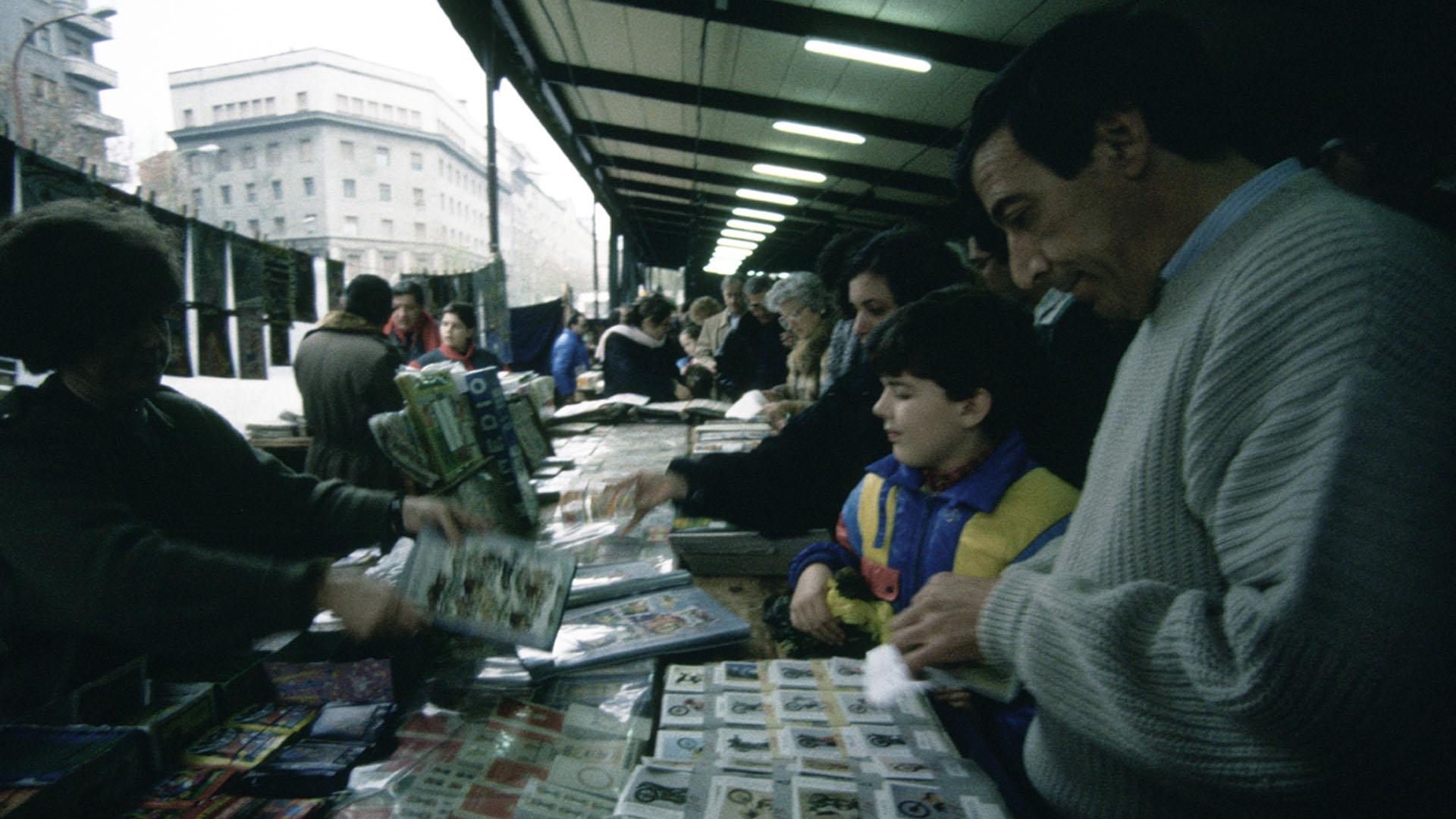 Mercat Dominical del Llibre (1988)